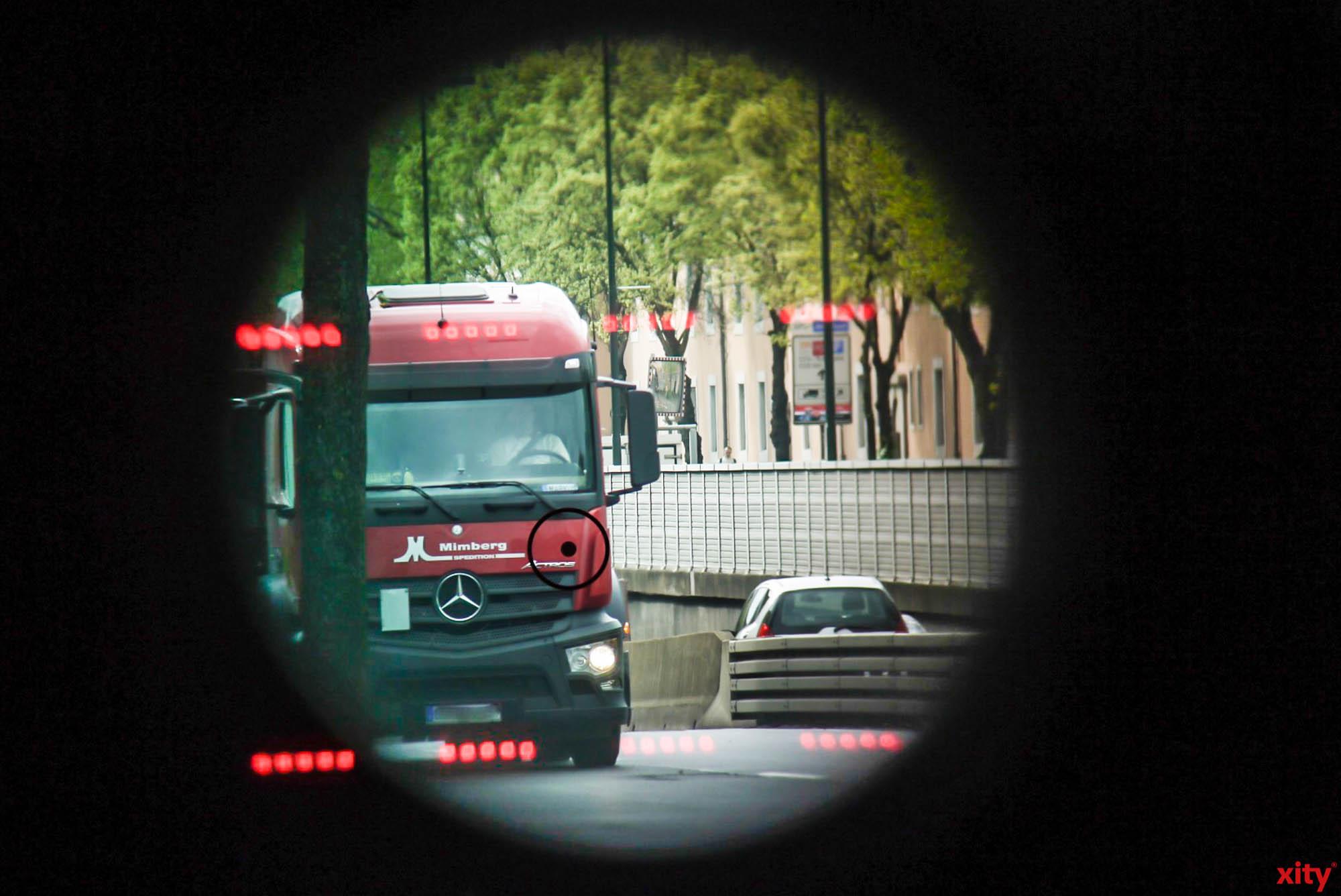 Düsseldorf: Geschwindigkeitskontrollen in dieser Woche (Foto: xity)