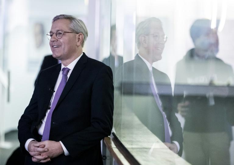 Röttgen sieht sich im Rennen um CDU-Vorsitz nicht als Außenseiter (© 2021 AFP)
