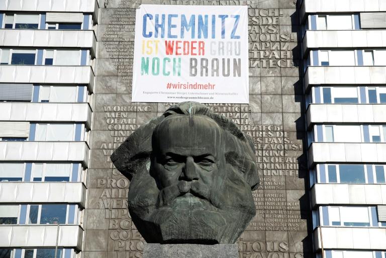 Kulturminister bestätigten Chemnitz als europäische Kulturhauptstadt 2025 (© 2021 AFP)