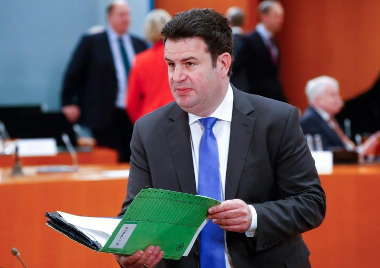 SPD fordert von Union Gesprächsbereitschaft bei Hartz-IV-Reform (© 2021 AFP)