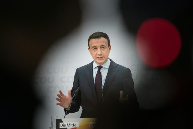 Ziemiak attackiert Koalitionspartner SPD und deren Kanzlerkandidaten Scholz (© 2021 AFP)