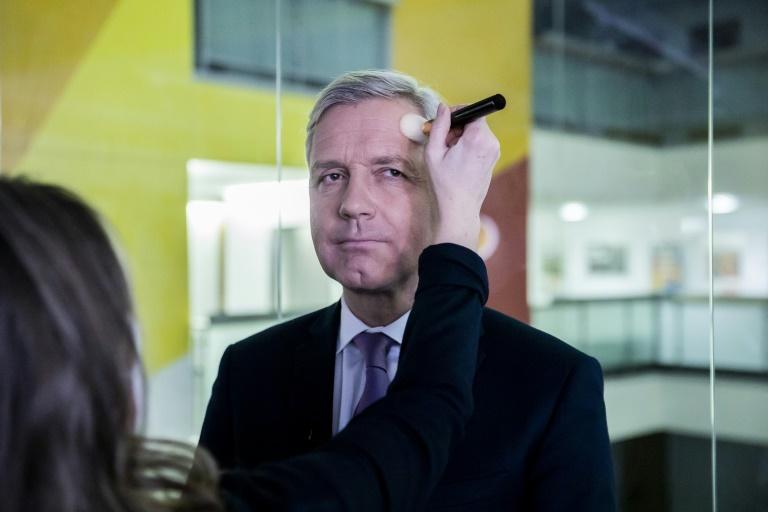 Röttgen gegen Koalition mit FDP nach Bundestagswahl (© 2021 AFP)