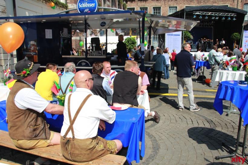 """Stadt Düsseldorf plant im Mai das Veranstaltungsformat """"Europe in the City"""" (Foto: xity)"""