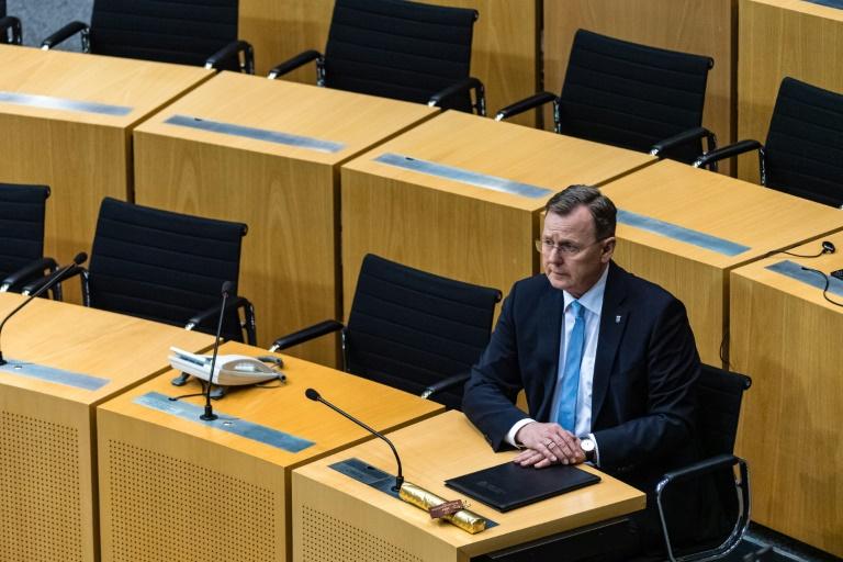 Parteien in Thüringen beraten über Verschiebung von Landtagswahl (© 2021 AFP)