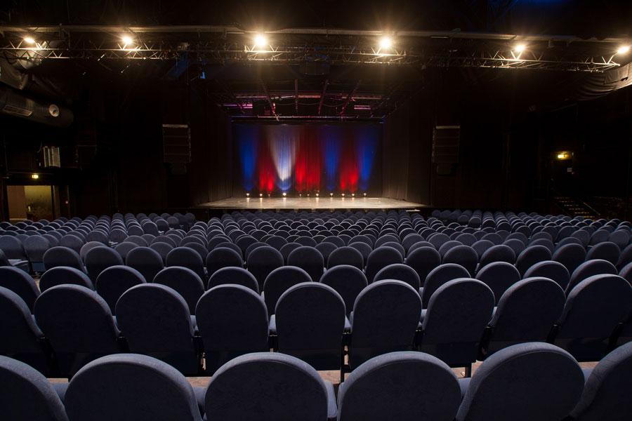 Das größte Theater der Stadt hat Geburtstag (Foto: Capitol Theater)