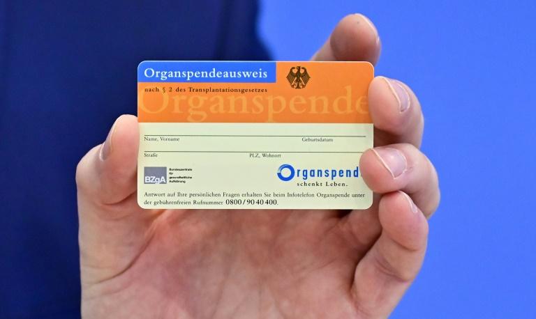 Organspenderzahl in Deutschland bleibt trotz Corona-Pandemie stabil (© 2021 AFP)