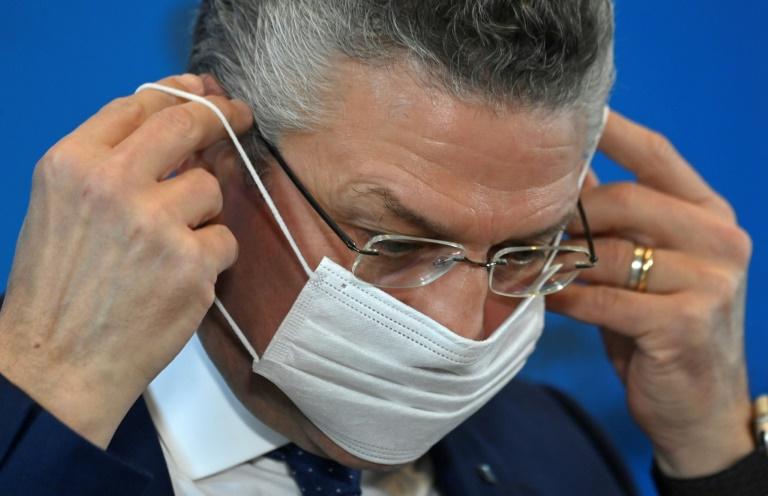Robert-Koch-Institut fordert noch schärferen Lockdown als bisher (© 2021 AFP)