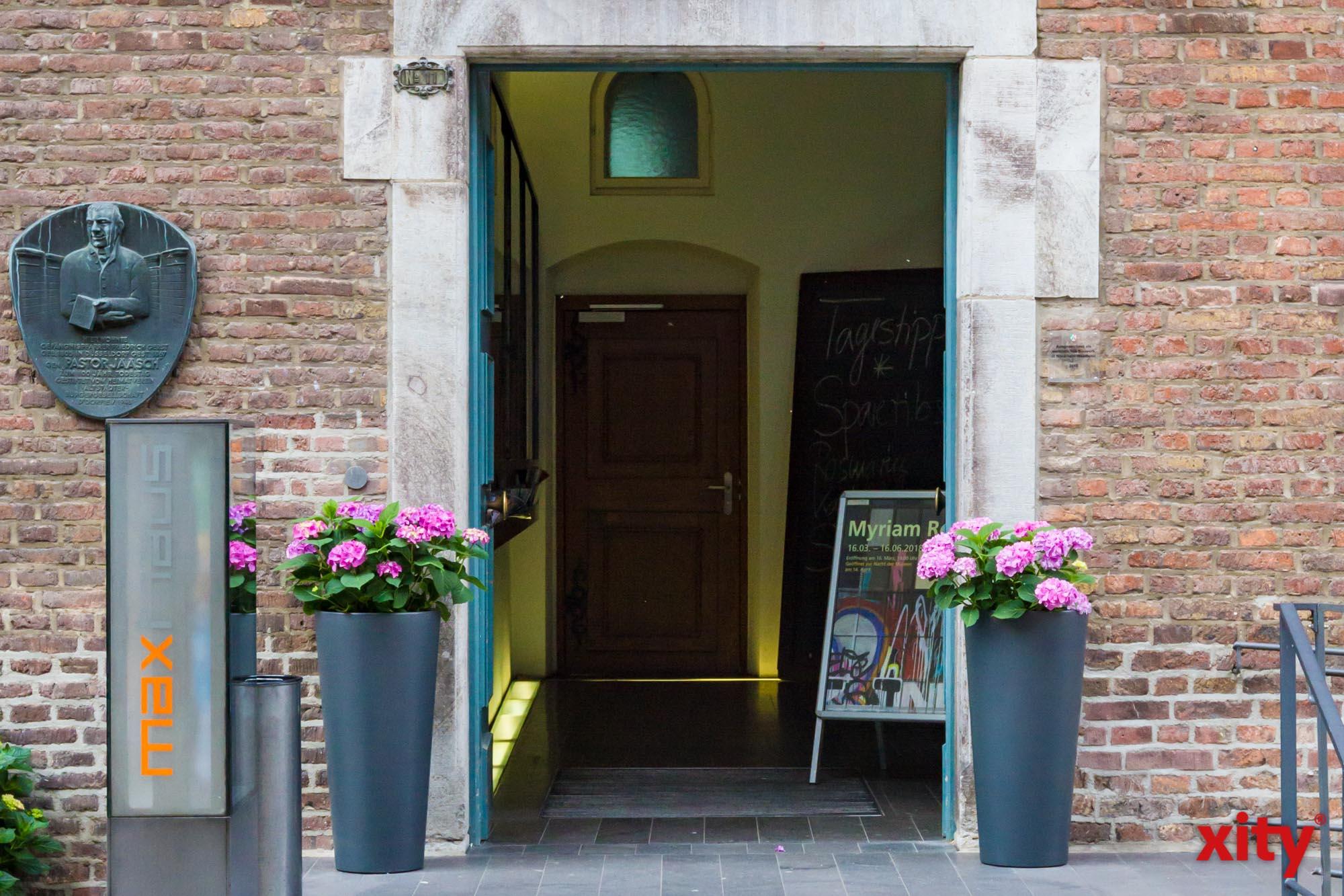 Neue Online-Veranstaltung des Maxhaus Düsseldorf (Foto: xity)