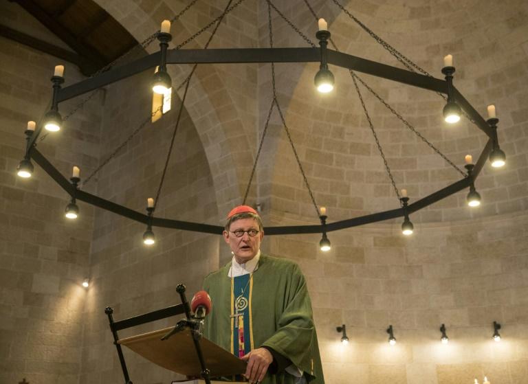 Server bricht nach Freischaltung von Termin für Kirchenaustritt in Köln zusammen (© 2021 AFP)