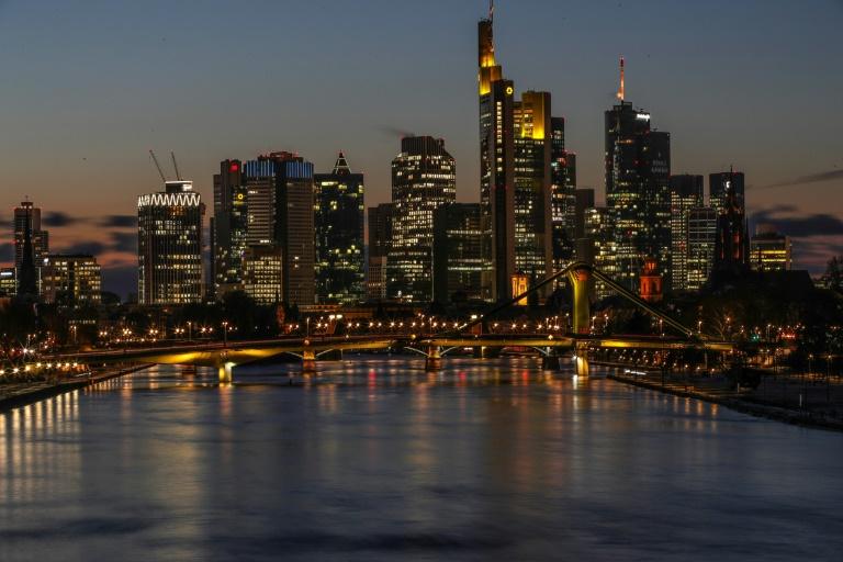 500 Kilo schwerer Blindgänger in Frankfurt entschärft (© 2021 AFP)