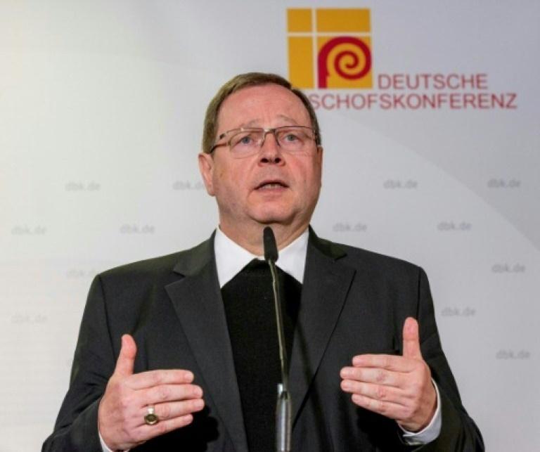 Katholische Bischöfe tagen im Zeichen tiefer Vertrauenskrise digital (© 2021 AFP)