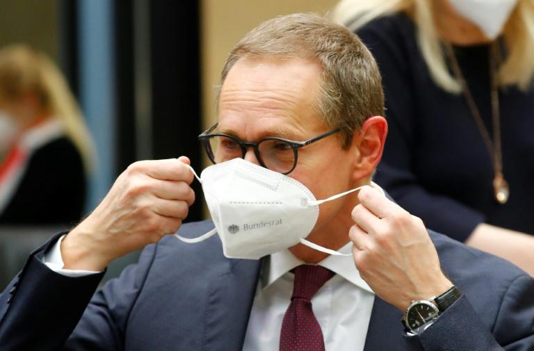Müller verärgert über Verschiebung kostenloser Schnelltests (© 2021 AFP)