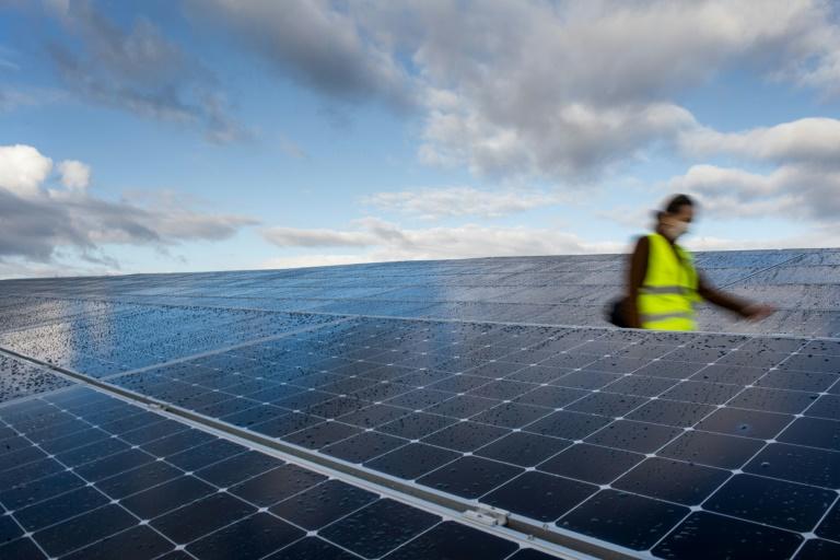 Schulze: Müssen bei Klimaschutz eine Schippe drauflegen (© 2021 AFP)