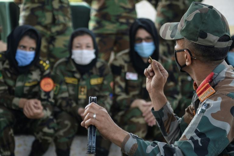 Bundesregierung will Afghanistan-Einsatz bis Januar 2022 verlängern (© 2021 AFP)