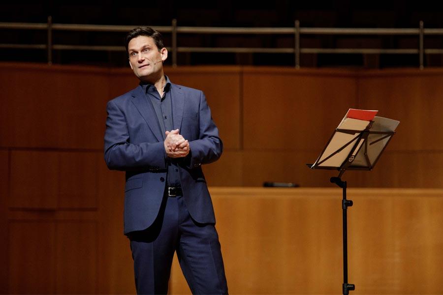 Kabarettist Christian Ehring (Foto: Susanne Diesner)