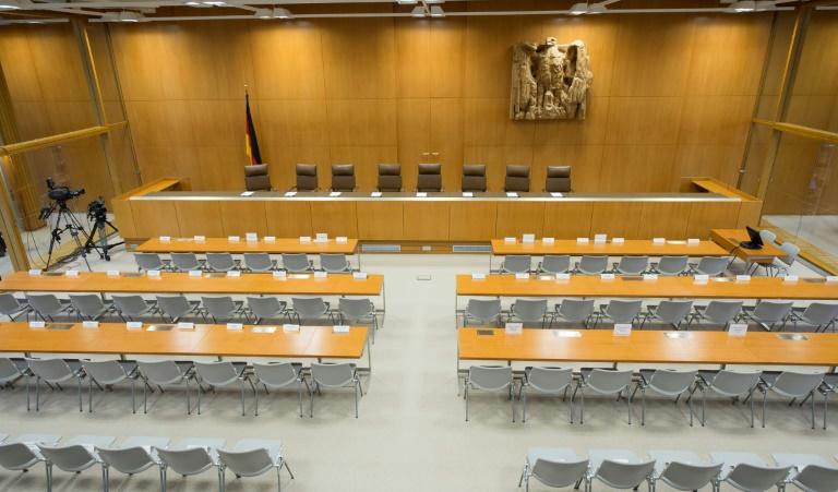Linksfraktion im Bundestag scheitert mit Ceta-Organklage in Karlsruhe (© 2021 AFP)