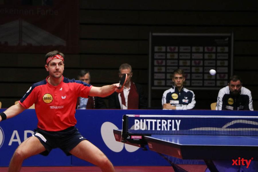Timo Boll aus den Top 10 der Tischtennis-Weltrangliste verdrängt (Foto: xity)