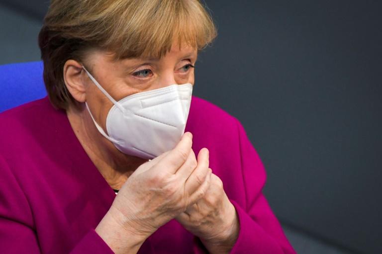 Merkel fordert von EU-Gipfel schonungslose Analyse der Schwächen der EU (© 2021 AFP)