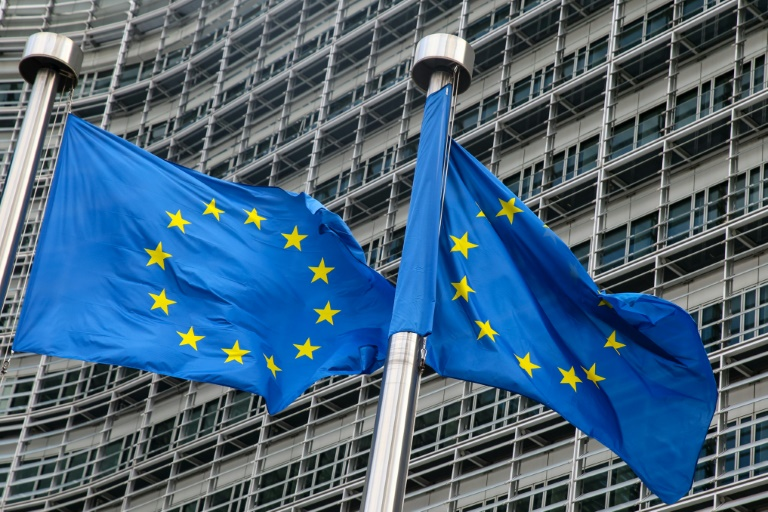 Bundestag billigt Finanzierung des EU-Corona-Hilfsfonds (© 2021 AFP)