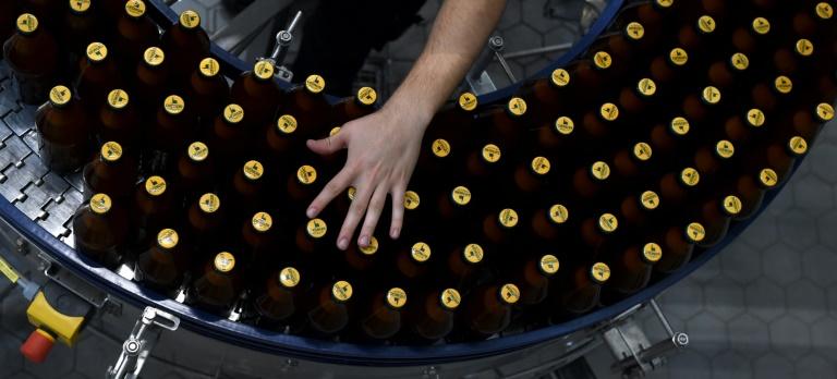 Alkoholkonsum im Corona-Jahr 2020 deutlich gesunken (© 2021 AFP)