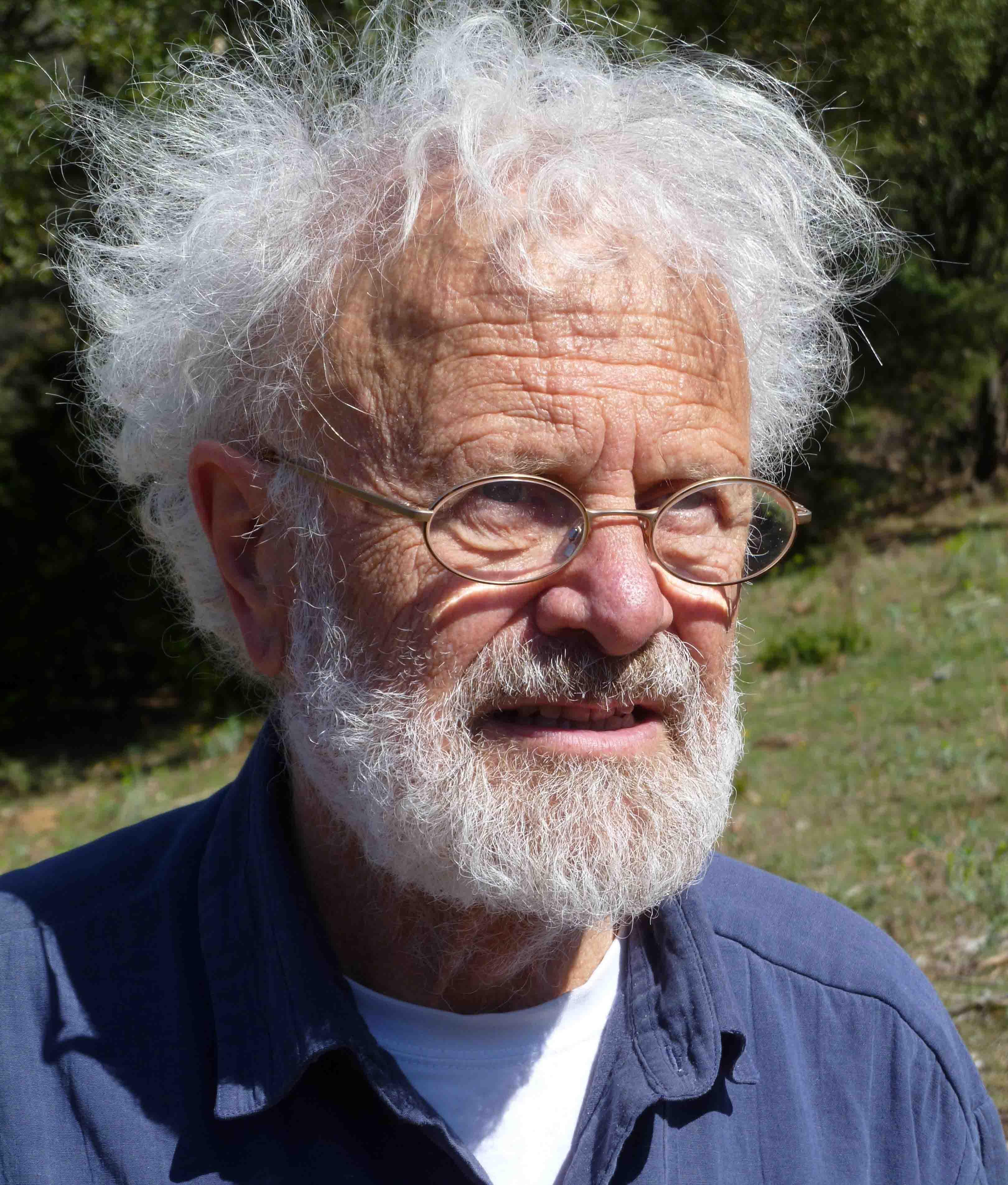 Schriftsteller, Journalist und Filmemacher Jürgen Lodemann (Foto: Bille Haag)