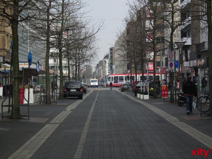 Krefeld will NRW-Modellkommune für vorsichtige Öffnung werden (Foto: xity)