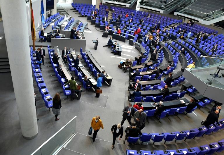 Koalitionsfraktionen einigen sich auf neue Transparenzregeln für Abgeordnete (© 2021 AFP)