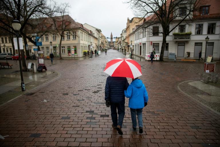 Brandenburg plant nächtliche Ausgangssperre über Ostern (© 2021 AFP)