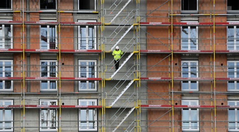 Studie: Zahl der Sozialwohnung schrumpft stark (© 2021 AFP)