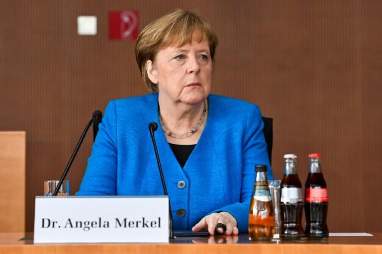 Deutschland kündigt Corona-Nothilfen für Indien an (© 2021 AFP)