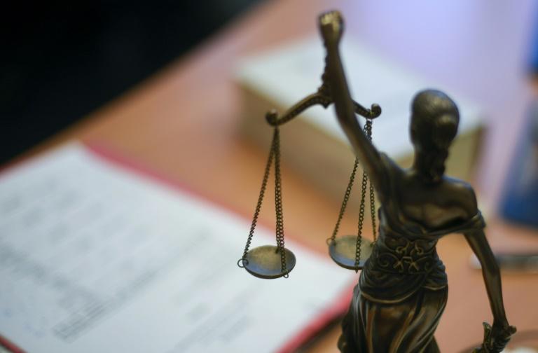 Drei Jahre Haft nach Brandstiftung im Kriminalgericht Berlin-Moabit (© 2021 AFP)