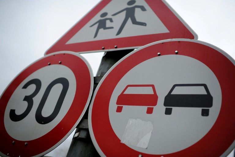 Weniger Führerscheinprüfungen in Corona-Jahr 2020 - aber höhere Erfolgsquote (© 2021 AFP)