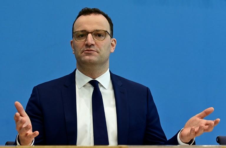 Spahn: Entscheidung zu mehr Rechten für Geimpfte soll am 28. Mai fallen (© 2021 AFP)