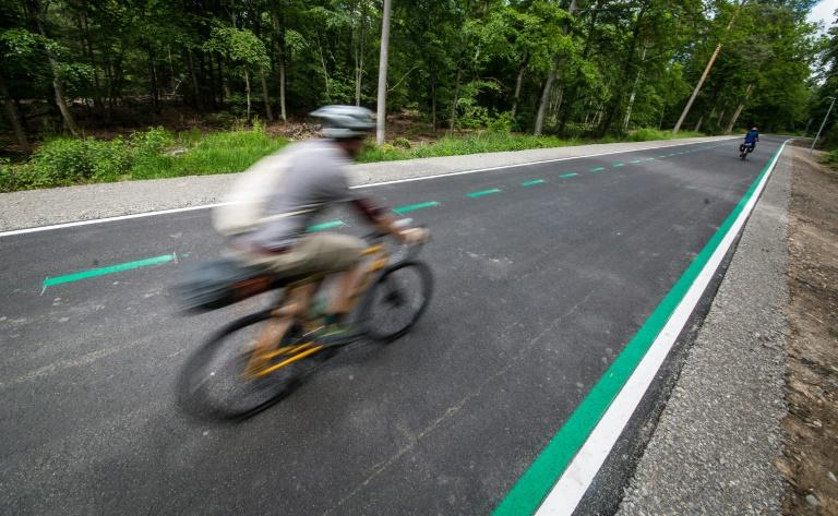 Scheuer: Fördermittel für Ausbau von Radwegen stark nachgefragt (© 2021 AFP)
