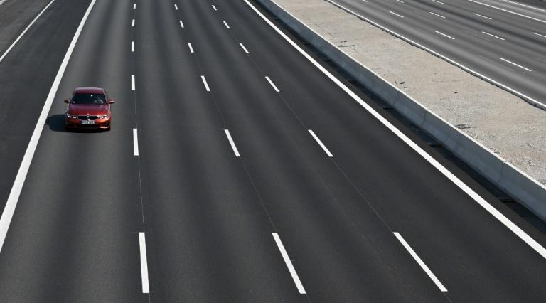 Nächtliche Ausgangssperre betrifft auch Durchreisen (© 2021 AFP)