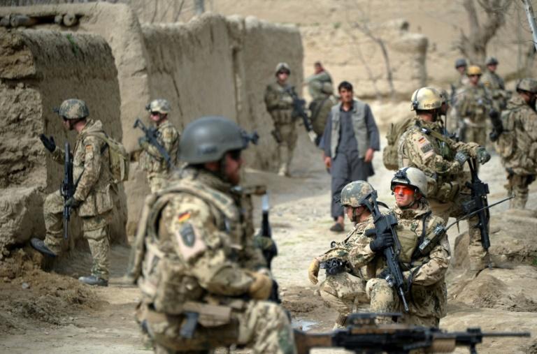 Bundeswehr verstärkt Schutz für deutsche Soldaten in Afghanistan (© 2021 AFP)