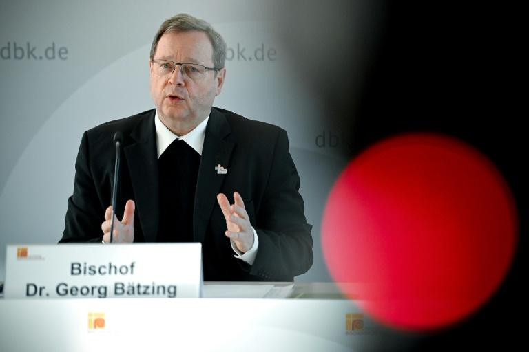 Bischofskonferenz kritisiert Aufrufe zu Segnungsgottesdiensten für Homosexuelle (© 2021 AFP)