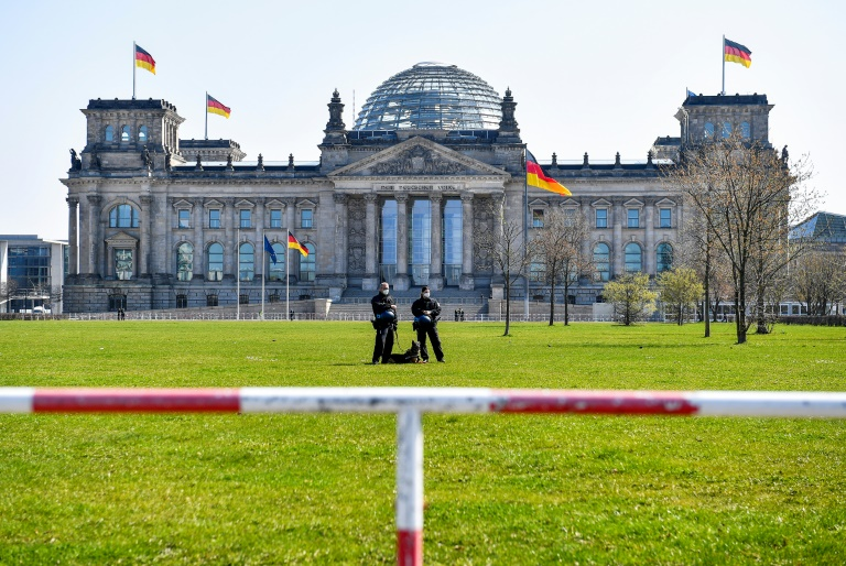 "Bundeskriminalamt ermittelt wegen ""Todesliste"" gegen Abgeordnete (© 2021 AFP)"