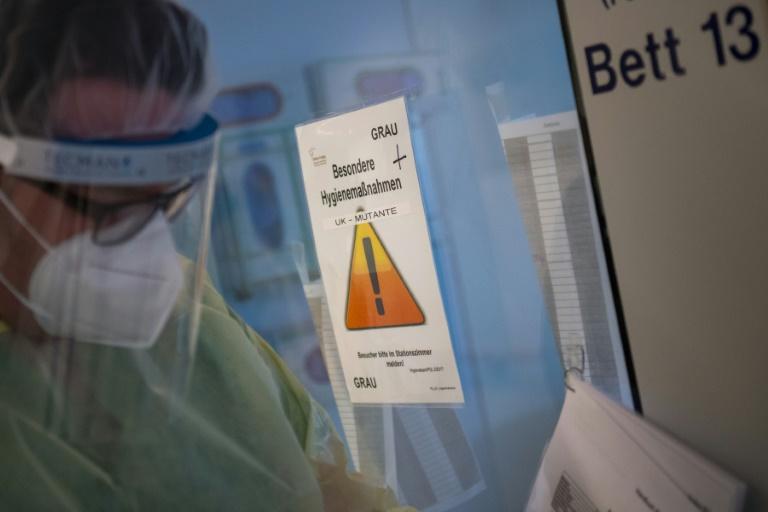 24.736 Corona-Neuinfektionen in Deutschland (© 2021 AFP)