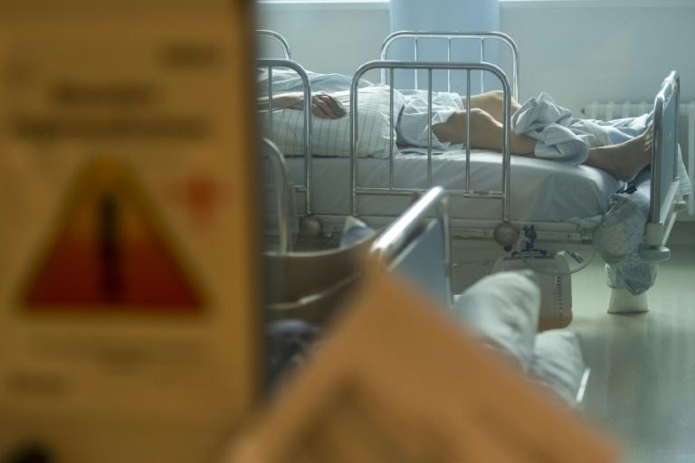 Regierung hat keine Kenntnis von Alter der Corona-Patienten auf Intensivstationen (© 2021 AFP)