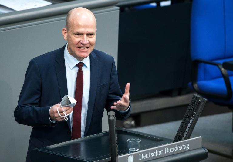 Brinkhaus mahnt rasche Entscheidung in Kandidaten-Frage an (© 2021 AFP)