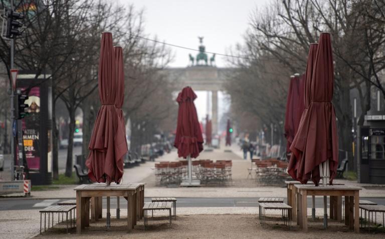 Ifo-Schätzung: Kurzarbeit im März zurückgegangen (© 2021 AFP)
