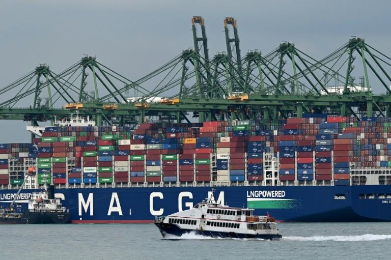 Seemannsmission fordert schnelle Corona-Impfungen für Seeleute in Deutschland (© 2021 AFP)