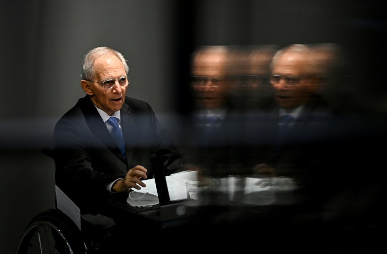 Schäuble nennt Optionen zu Stärkung der Corona-Kompetenzen des Bundes (© 2021 AFP)