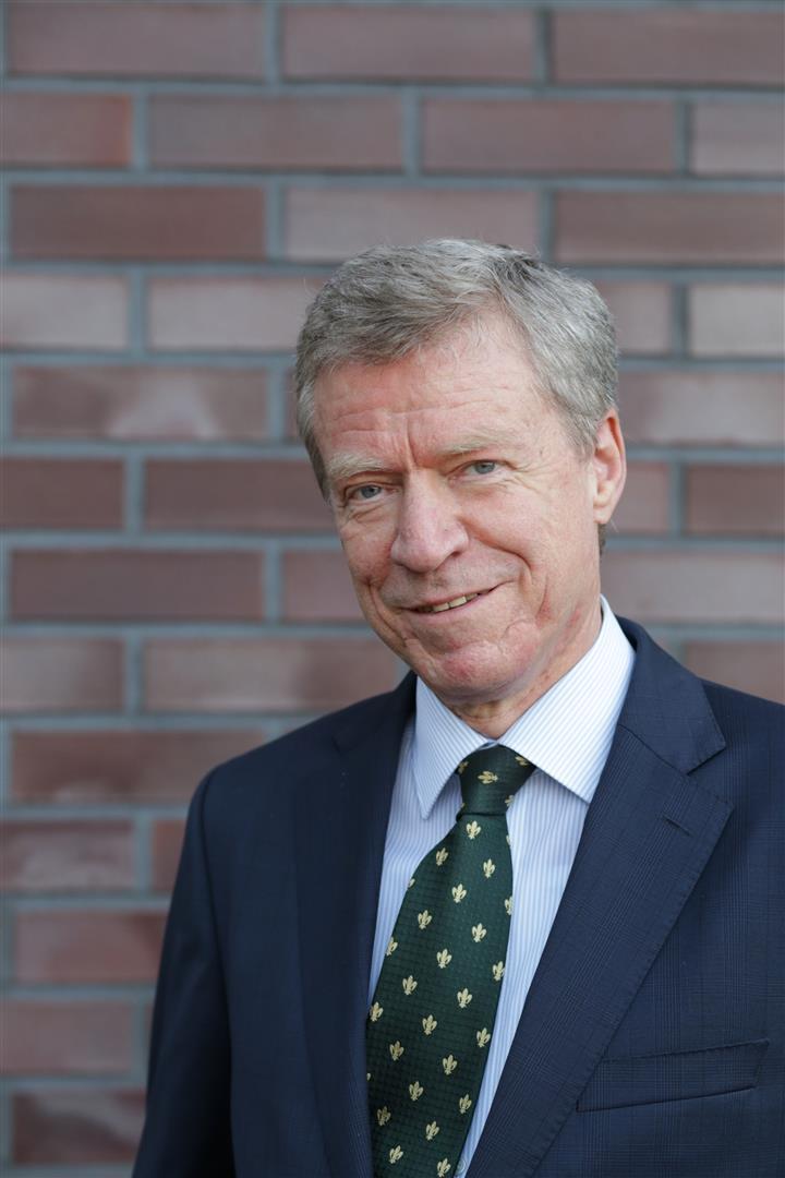 Ingolf Rayermann, 1. Stellvertretender Bezirksbürgermeister des Stadtbezirks 7 (Foto: BV 7/Ingo Lammert)
