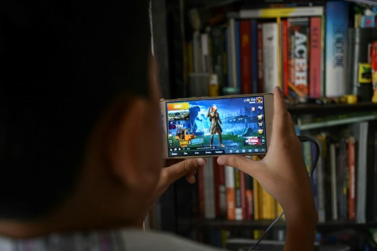 Computerspiel-Nutzung bei Kindern und Jugendlichen im zweiten Lockdown gesunken (© 2021 AFP)