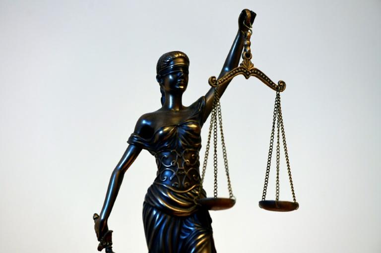 Prozess gegen rechtsextremistische Gruppe S. wegen Anschlagsplanungen begonnen (© 2021 AFP)