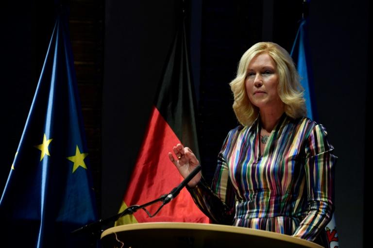 Mecklenburg-Vorpommern beschließt Option für russischen Impfstoff Sputnik V (© 2021 AFP)
