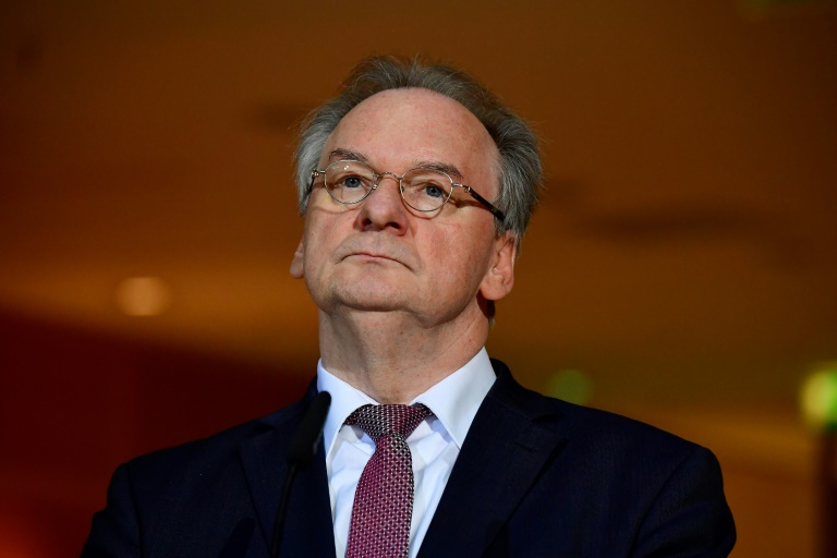 Kritik von Haseloff an Entwurf für neues Infektionsschutzgesetz (© 2021 AFP)
