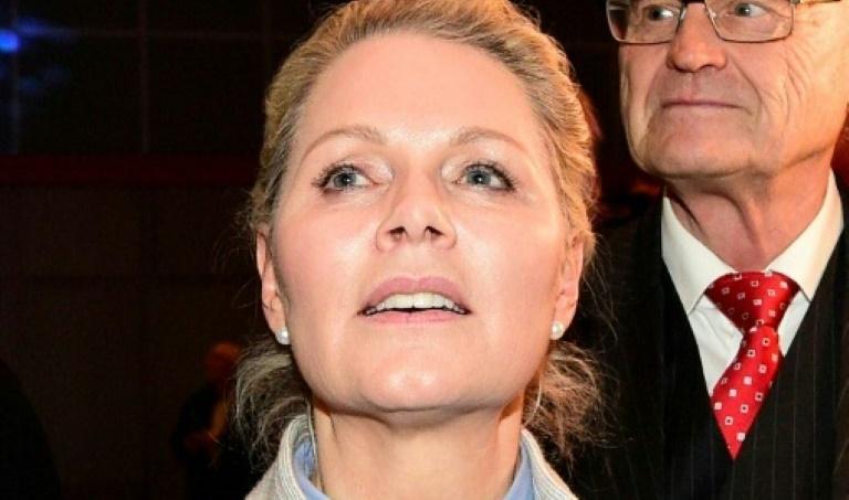 Ex-AfD-Landeschefin in Schleswig-Holstein klagt erfolgreich gegen Parteiausschluss (© 2021 AFP)